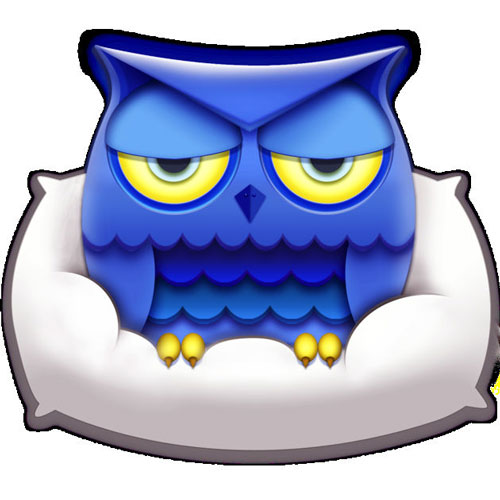 sleep pillow app logo big