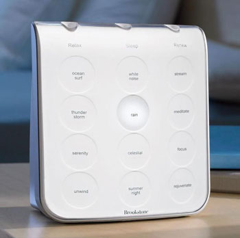 sleep therapy sound machine