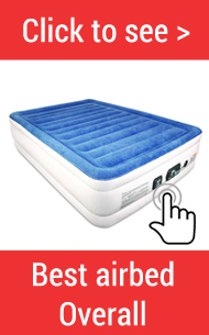 best air mattress overall - click here to see