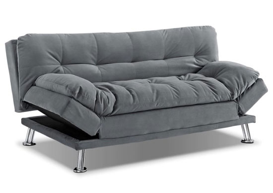 waltz sofa bed futon gray