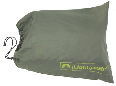 Lightweight TPU in carry bag