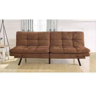 Mainstays memory foam futon, multiple colors – 2019 review update