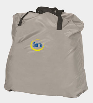 bag of serta twin