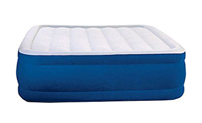 beautyrest air mattress plush aire
