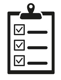 checklist banner