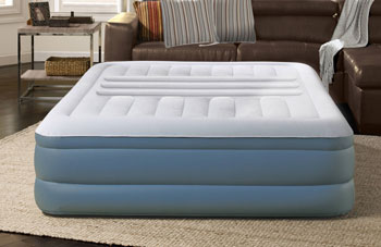 Simmons Lubar Lux air mattress
