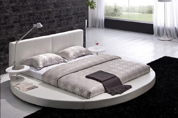 types of beds and frames 50 conventional modern quirky styles the sleep studies. Black Bedroom Furniture Sets. Home Design Ideas