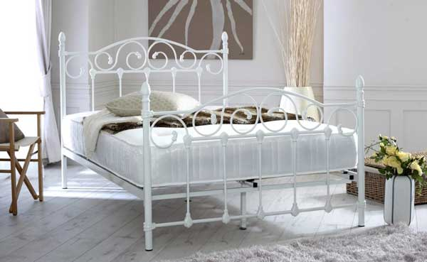 ornate frame for mattress