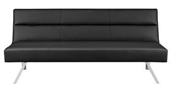 premium futon sofa couch by dhp