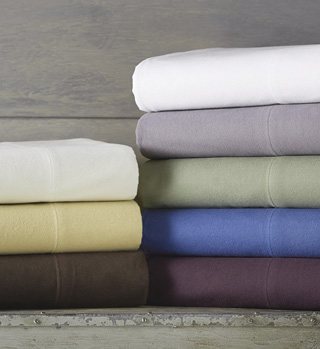 selection of best flannel sheets