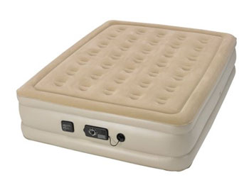 serta never flat queen size air mattress