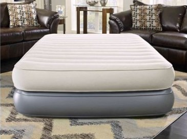 Simmons Beautyrest Memory Aire Queen Air Bed Mattress