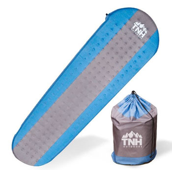 tnh self inflating sleeping pad