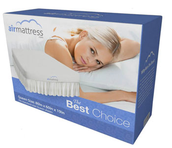unboxing best choise twin air mattress