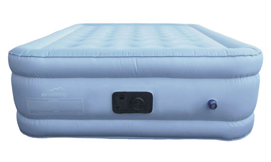 bamboo best choice king size airbed