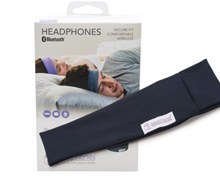 wireless sleepphones breeze fabric