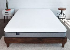lull mattress queen size top