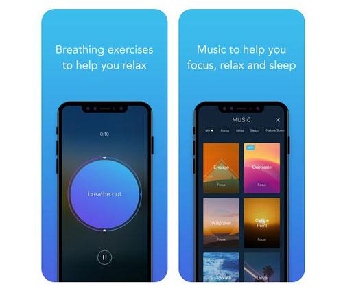 calm app screenshoot 2