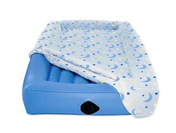 aerobed toddler air mattress