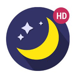 sleep sounds relaxio app logo