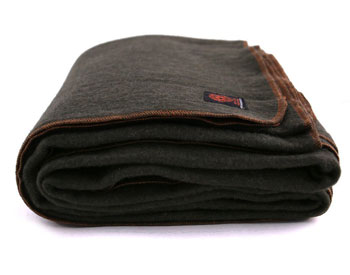 arcturus military heavy wool blanket surplus