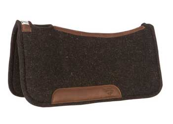 diamond wool saddle