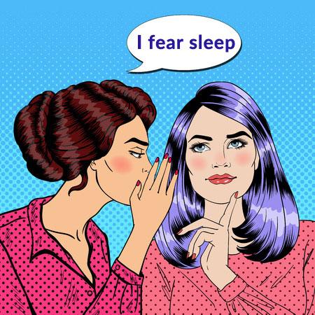 Sleep Dread aka. Fear Of Sleep – We Asked 50 Experts About It