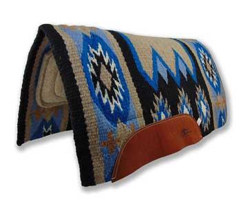 navajo wool saddle pad