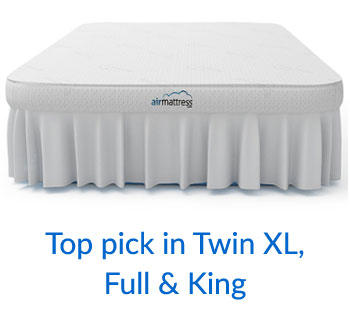 best choice bamboo cover best-in-twin xl full queen and king sizes