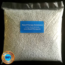 reach therapy solution plastic pellets