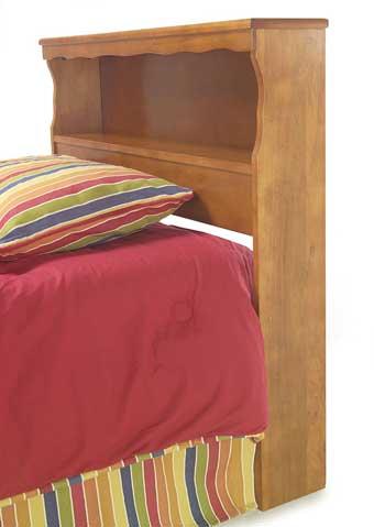 Bookcase Headboard Top Picks In Twin Full Queen Amp King
