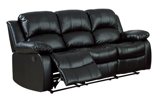 Image Of The Homelegance Voted Best Reclining Sofa Among Manually Operated