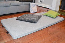 floor sleeping mat sleepready by better habitat