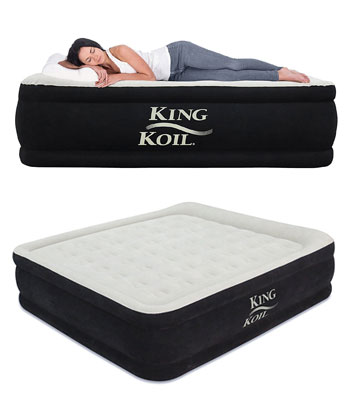 king coil bed