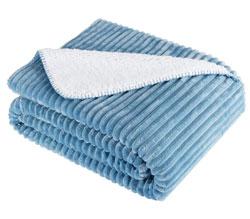 langria ribbed blanket