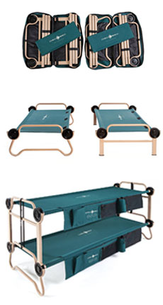 portable bed for adults by disc o bed