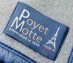 poyet motte label close up