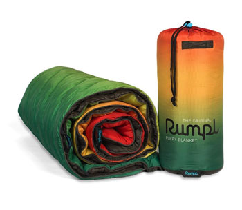 Rumpl blanket review