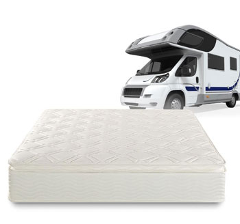 rv short queen innerspring mattress