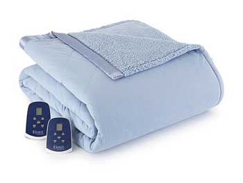 shavel electric winter blanket