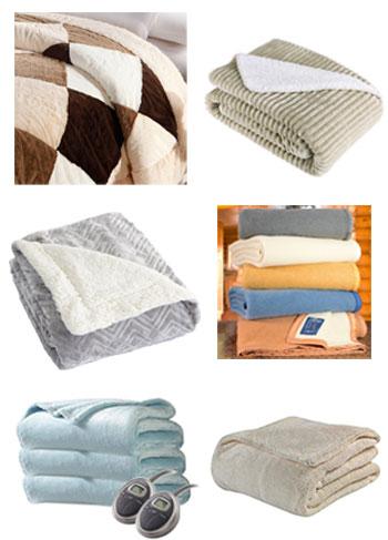 warmest blanket collage