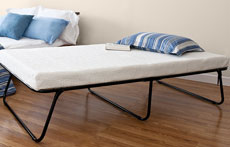 zinus portable bed for adults