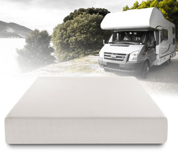 zinus ultima queen short mattress for rv