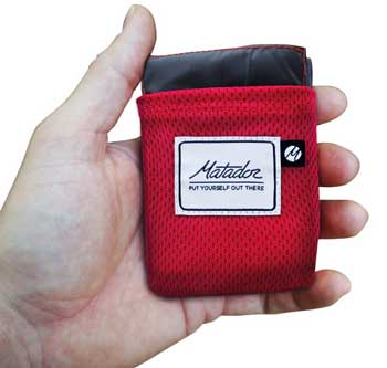 Matador pocket blanket review – February 2021 update